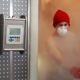 whole boby cryotherapy